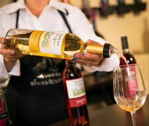 Visit Symphony's Restaurant at Pahrump Valley Winery Information | Winetraveler.com