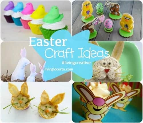 Easter Craft Ideas for #livingcreative Thursday