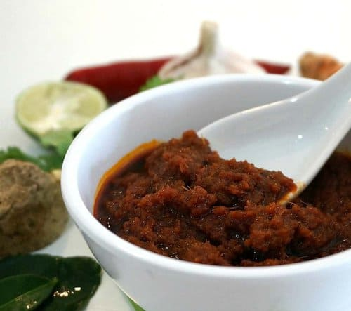 Laksa Curry Recipe