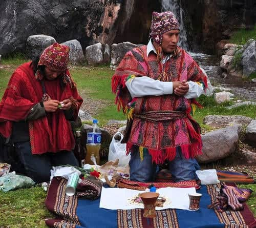 pachamama offering ceremony