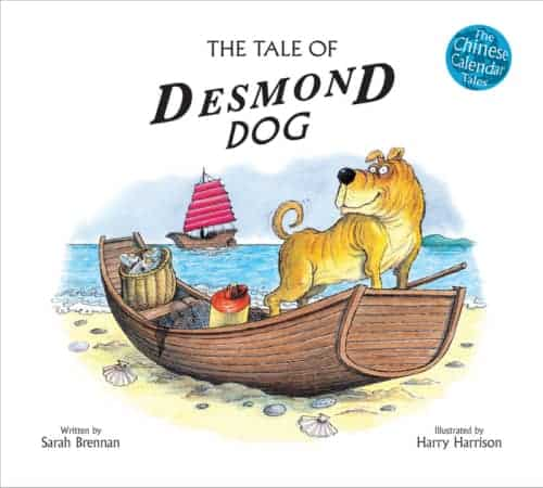 Book cover image: Desmond Dog