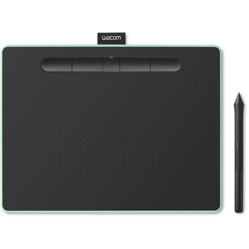 Wacom Intuos Medium Pistachio Promotion