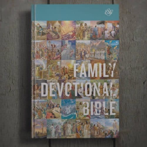 Family devotional time