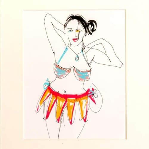 Mamacita Fuego 25©Yakira-Shimoni-Fulks—Kiras-Art-and-Poetry