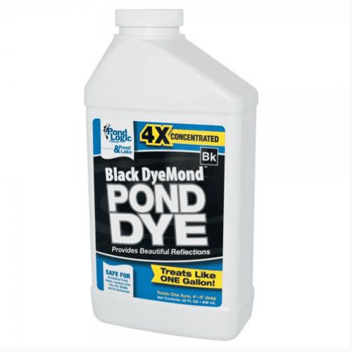 Pond Logic Black DyeMond Pond Dye 32 oz