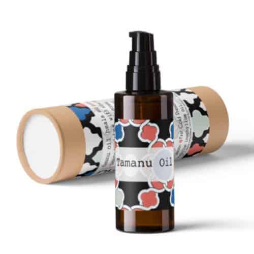 Tamanu olie - tamanoe olie