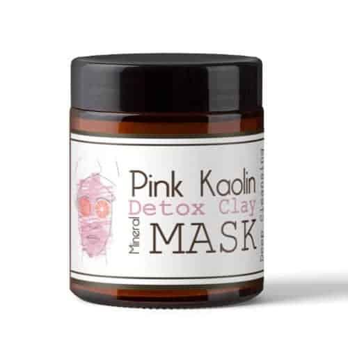 pink kaolin kleimasker detox