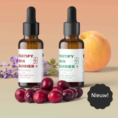 fortify skin barrier oil