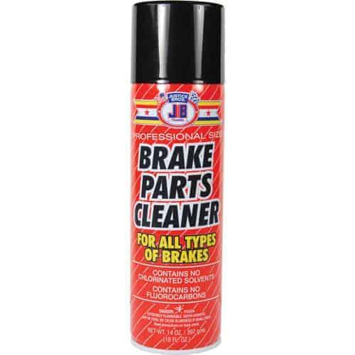Brake Cleaner Diversion Safe Front View