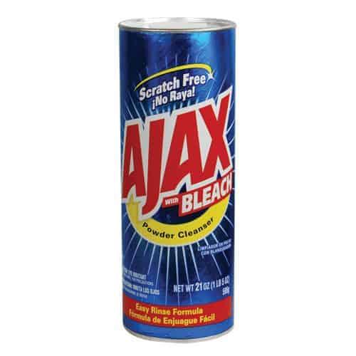 Ajax Cleanser Diversion Safe Front View