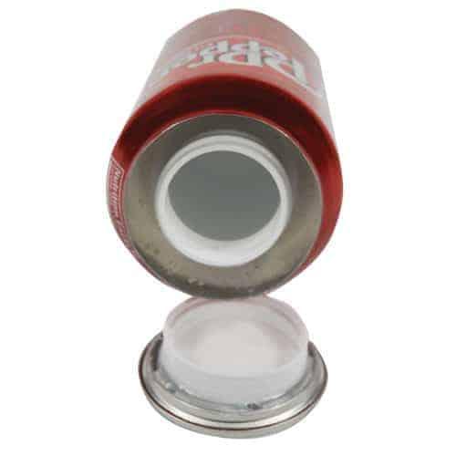 Dr Pepper Diversion Safe Open View