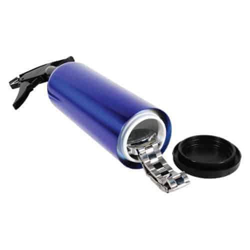 Spray Bottle Diversion Safe Cap Off