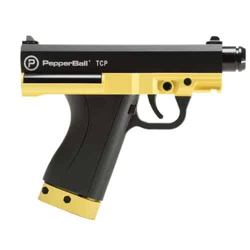 TCP PepperBall Gun Side View