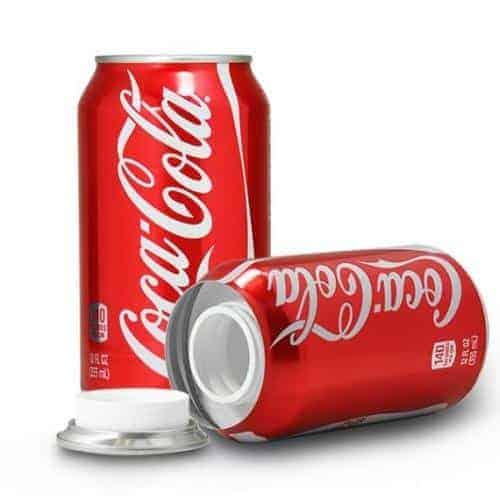 coca cola secret storage safe
