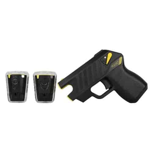 Taser® Pulse Plus With Laser, LED, 2 Live Cartridges 3 pieces