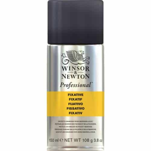 Winsor & Newton Fixative Spray for Alcohol Ink