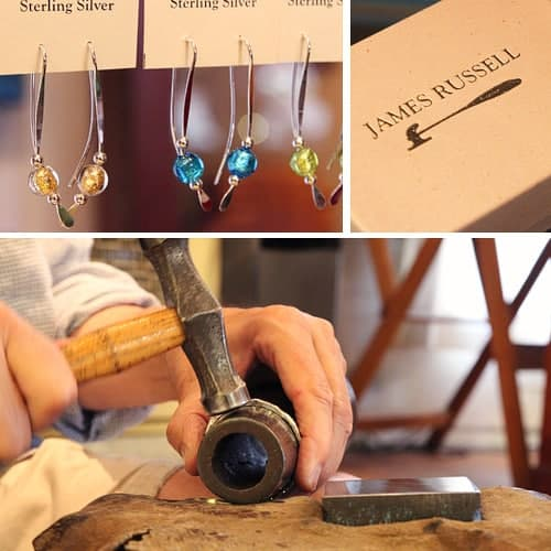 James Russell Jewelry - Rockport, MA - New England {Photo Tour} LivingLocurto.com