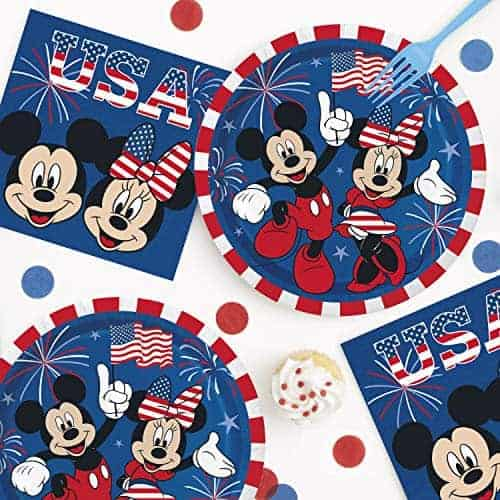 Mickey and Minnie Party Supplies