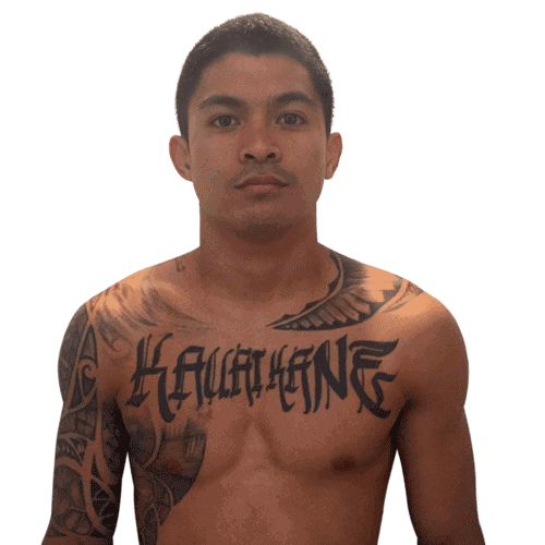 Dominic Abalos Professional MMA Fighter Hawaii