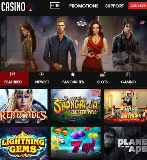 Casino GB Review