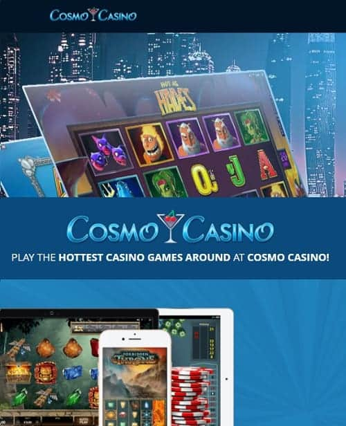 Comso Casino free spins bonus
