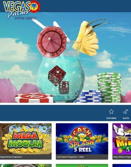 Vegas Palms Online Casino Full Review