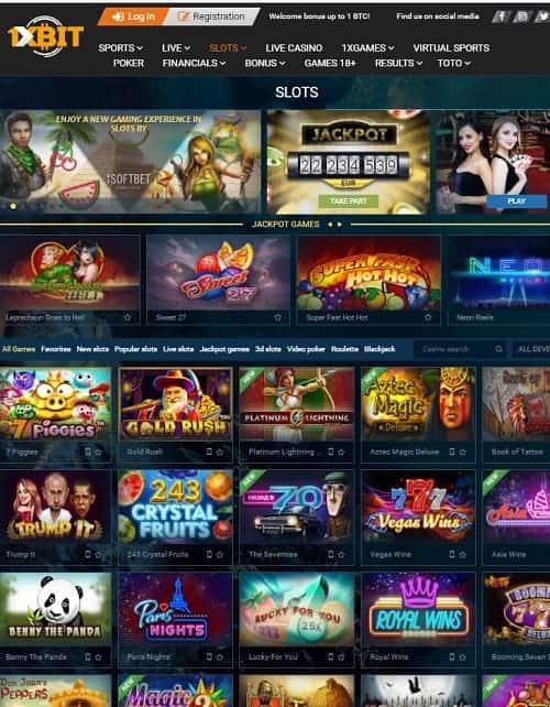 1XBIT Casino & Sports