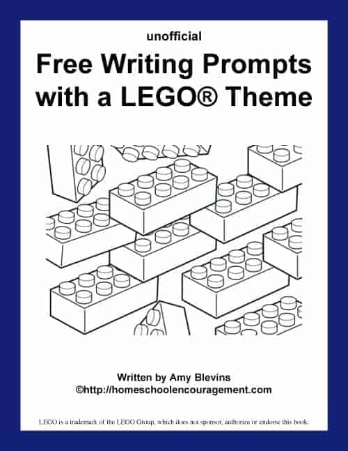 Do your kids love LEGOs? Is he a budding writing? Here are some great writing prompts with a LEGO Theme that your brick enthusiast will enjoy.