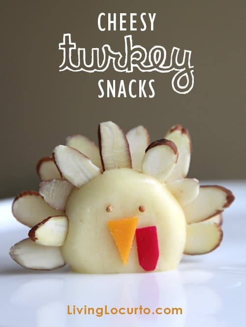 Creative Turkey treats! Fun food recipe ideas for kids to make Thanksgiving extra special. Cookies, candy, Rice Krispies treats shaped like turkeys.