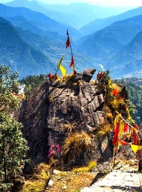 Kalishila (Huge Shila of maa Saraswati )