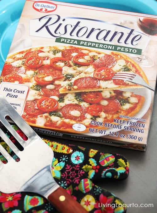 How to Grill Frozen Pizza & Free Summer Party Printables. Livinglocurto.com