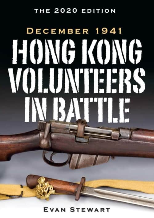 Book cover image: Hong Kong Volunteers in Battle