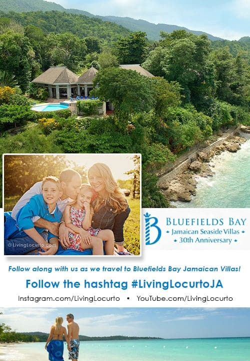 Follow Amy Locurto to Bluefields Bay Jamaica Villas! An All-Inclusive Luxury Resort. Fun Family Vacation