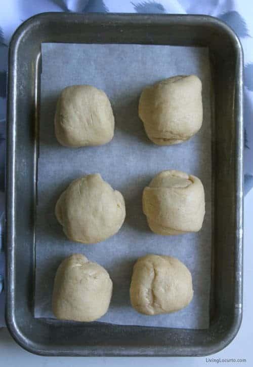Hocus Pocus Buns Crescent Rolls Marshmallow Recipe