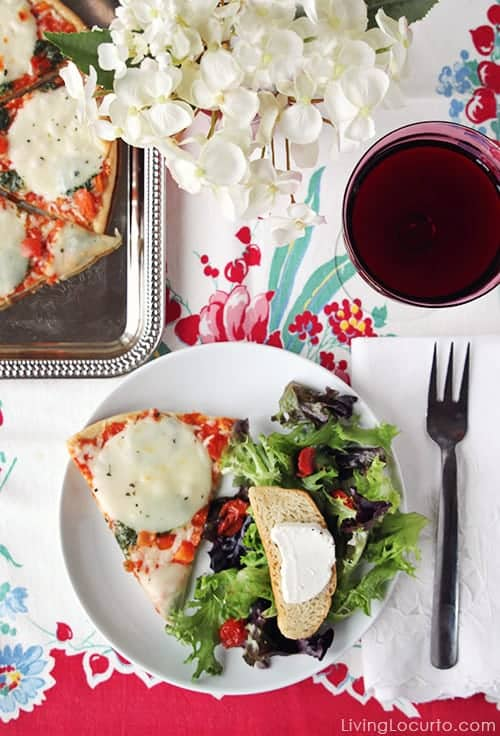 5 Simple Tips for a Stress Free Dinner Party. LivingLocurto.com
