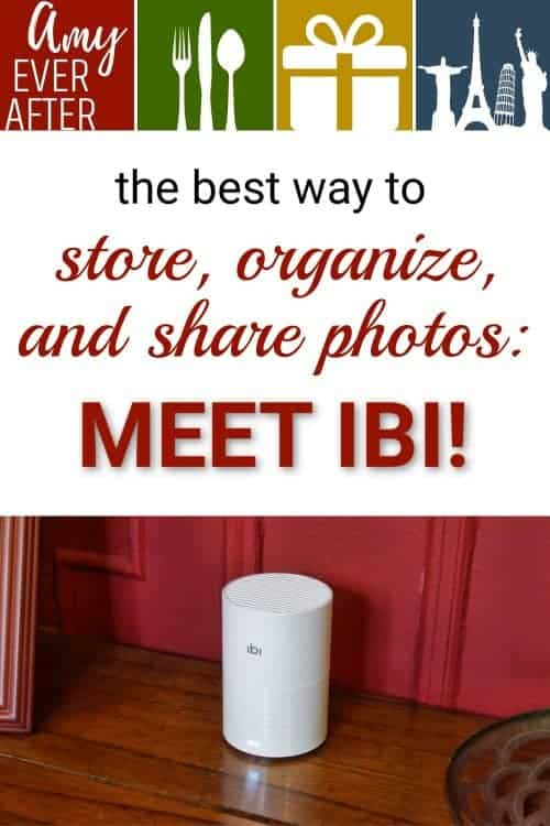 Looking for ideas on how to store, organize, and safely share your photos? Let me introduce you to ibi, a smart new photo manager! Storing digital photographs in a safe way is a good idea, but it can be complicated! Ibi is the best new way to store and share your pictures, and best of all, it's easy! #PhotoSharing #PhotoOrganization