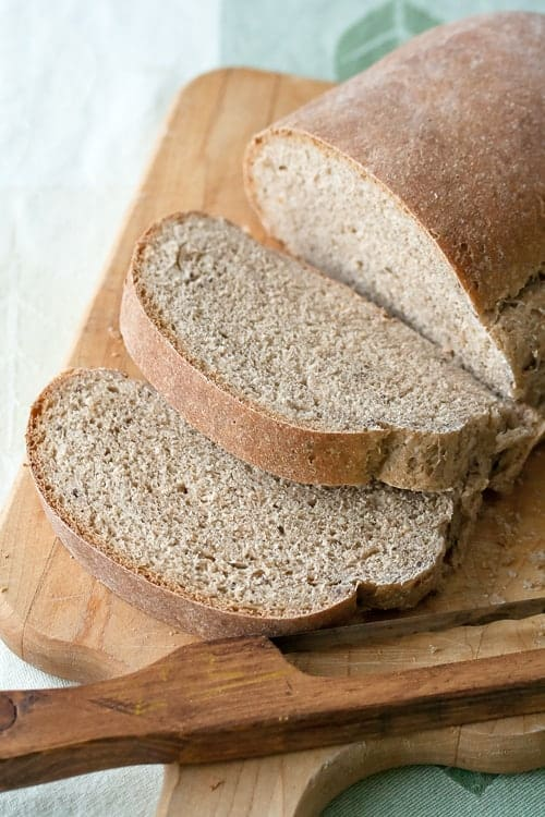 Limpa Swedish Rye Bread