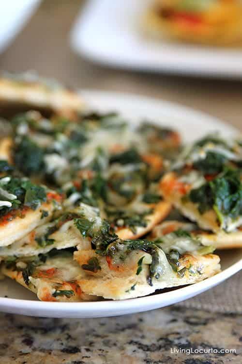 Holiday Craft Party Tips. Ristorante Pizza. LivingLocurto.com