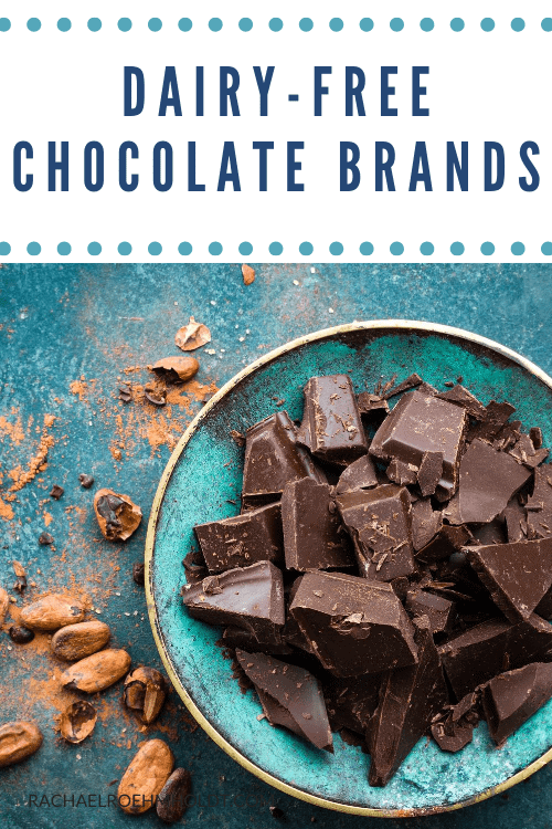 Dairy-free Chocolate Brands