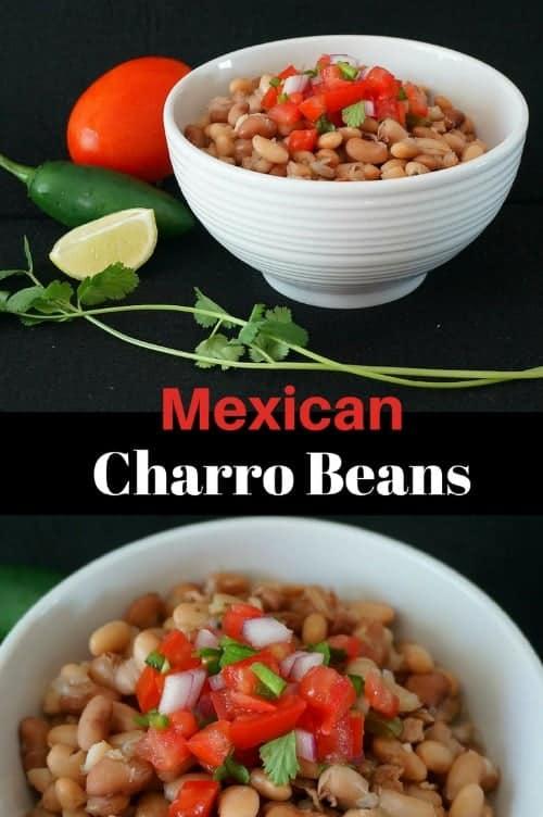 Mexican Charro Beans Recipe