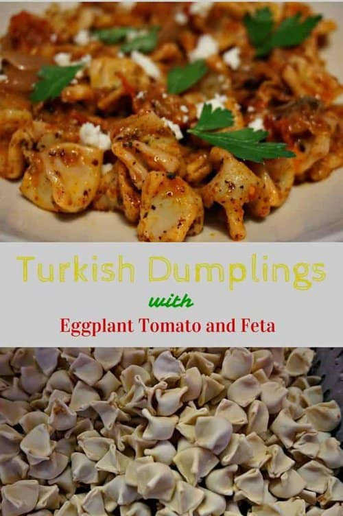 Turkish Dumplings