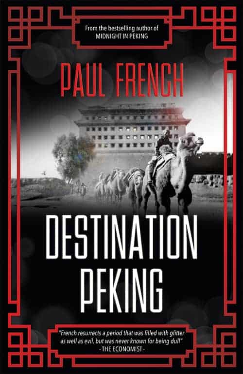 Book cover image: Destination Peking