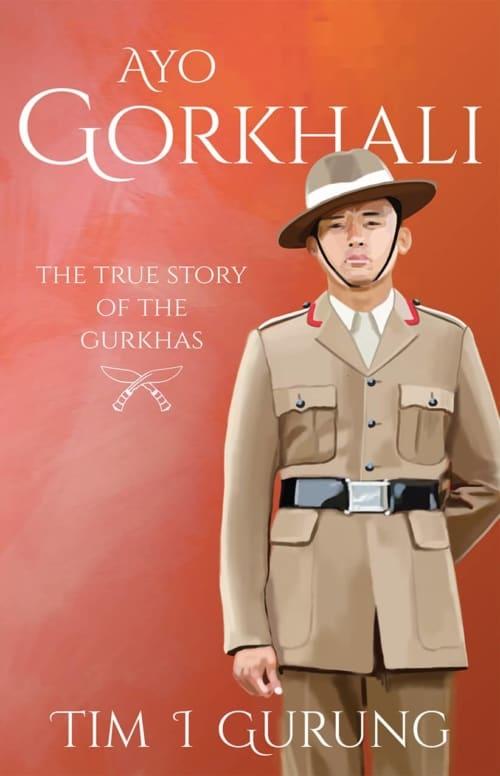 Book cover image: Ayo Gorkhali