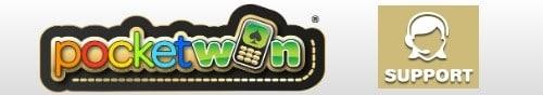 PocketWin Mobile Casino support