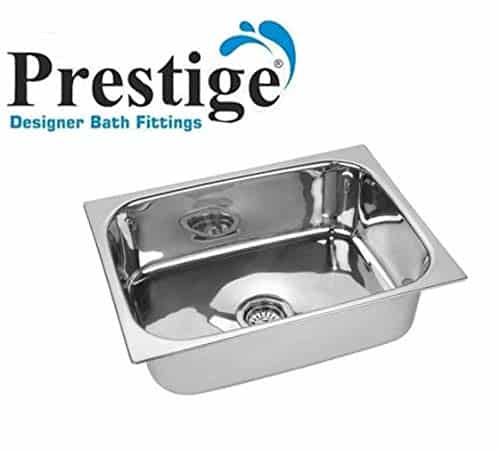 Prestige Stainless Steel Kitchen Sink Features, Price & Review