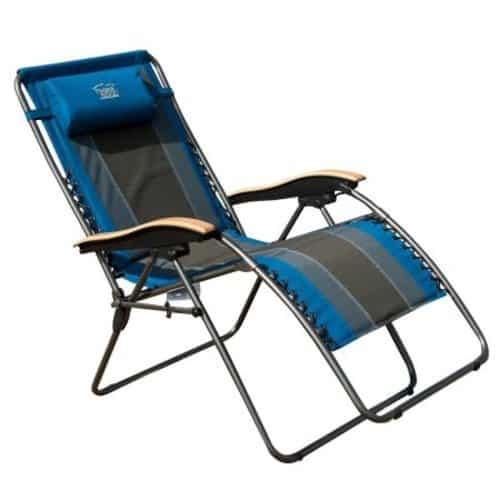 Timber ridge zero gravity chair reviews