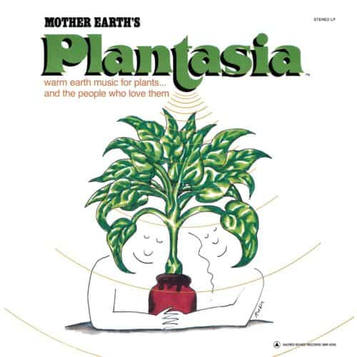 Mort Garson - Mother Earth's Plantasia - SBR3030 - SACRED BONES