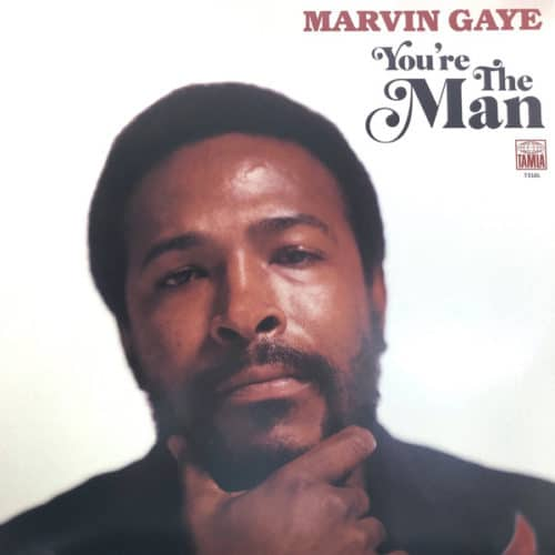 Marvin Gaye - You're The Man - 0602577163395 - MOTOWN