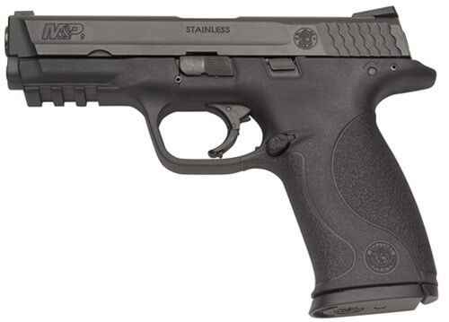 Smith & Wesson- S&W M&P9 - 4.25 in. BBL 9 MM 17+1 DAO (209201)