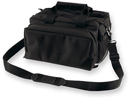 Bulldog Black Deluxe Range Bag (BD910)